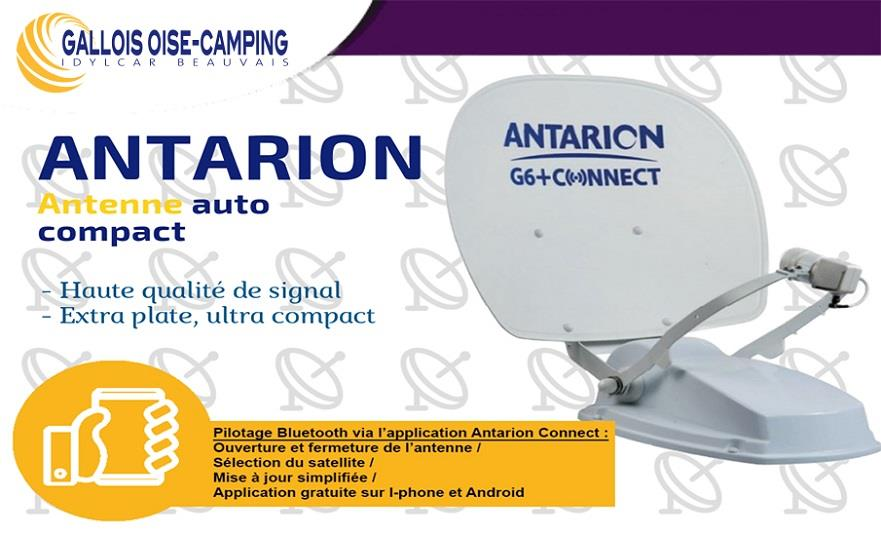 Antenne Antarion auto compact G6 Connect