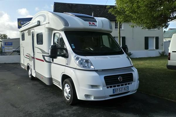 Adria Matrix Axess M 680 SL - Camping-car profilé - Occasion