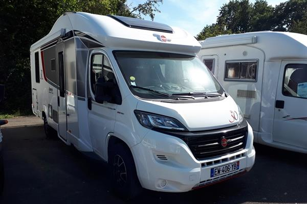 Burstner IXXEO TIME IT 734 - Camping-car profilé - Occasion