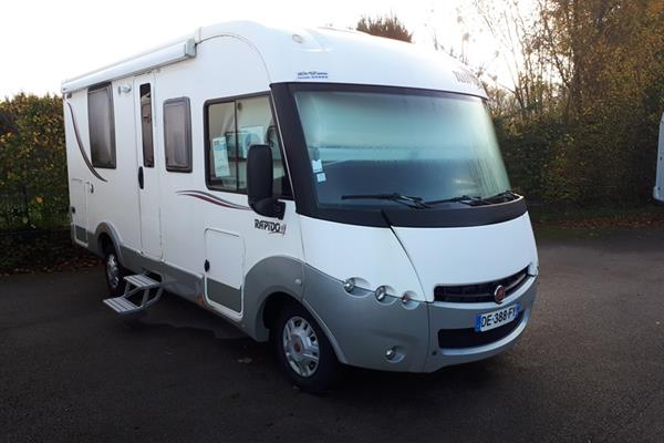 Rapido 840F - Camping-car intégral - Occasion