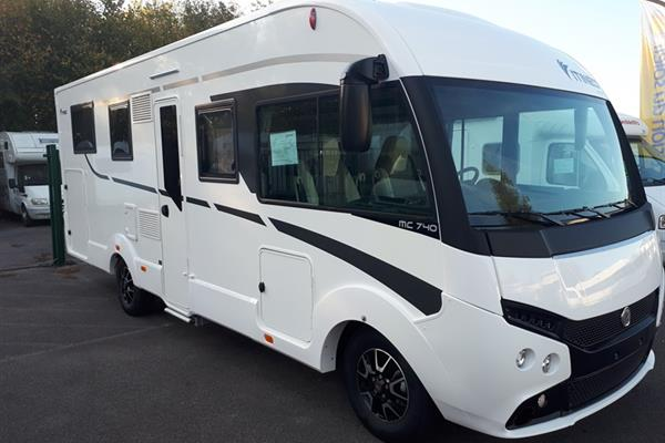Achat camping car neuf pas cher