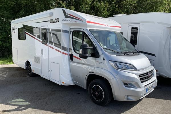 Rimor 69 Plus Silver Edition - Camping-car profilé - Occasion