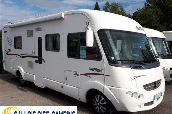 Rapido 9065 DF - Camping-car intégral - Occasion