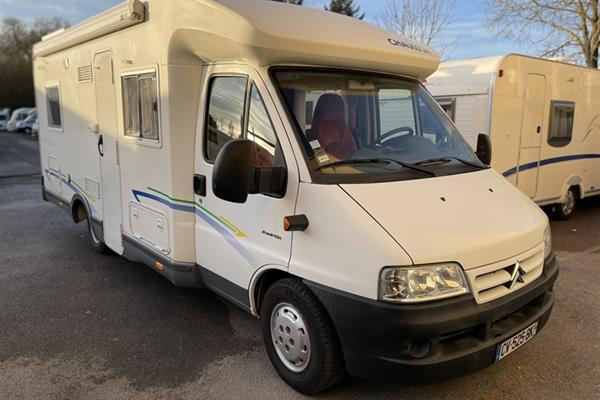 Chausson Welcome 85 - Camping-car profilé - Occasion